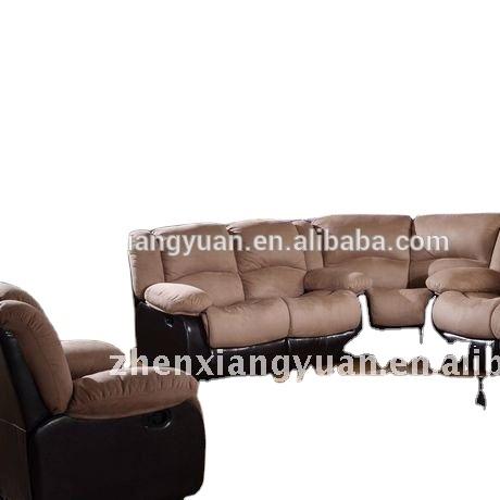 living room sofas furniture modern fabric recliner sofa sectional sofas