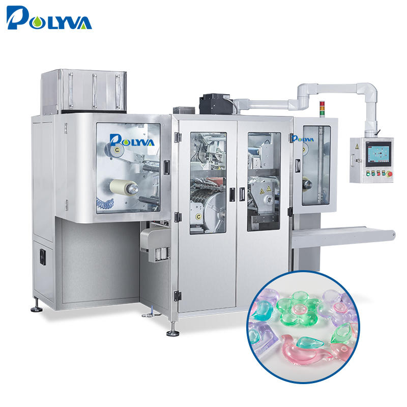 high-class automatic laundry pods packaging machine buy one get one free
