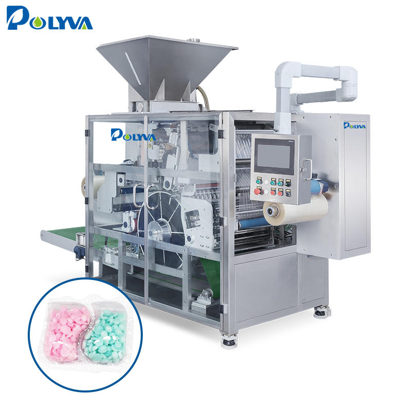 Cold Water Soluble PVA Film Packaging Machine for Pesticide Powder Packaging