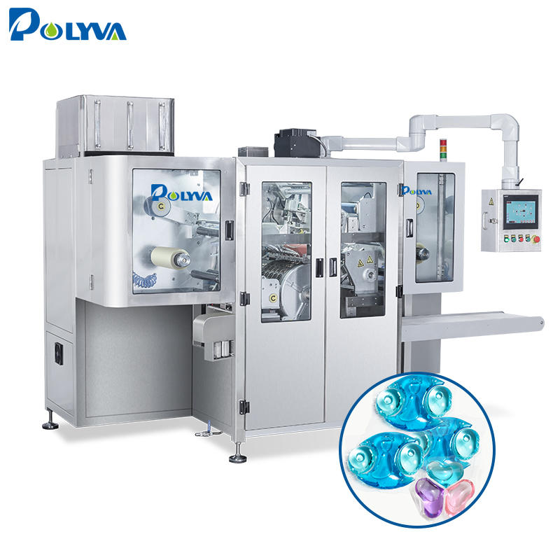 easy to operate automatic laundry pods packaging machine buy one get one free