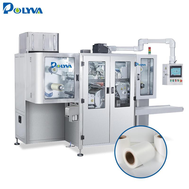Washing Powder/ Detergent/ Fertilizer Pods Automatic Packing Machine (PVA Film)
