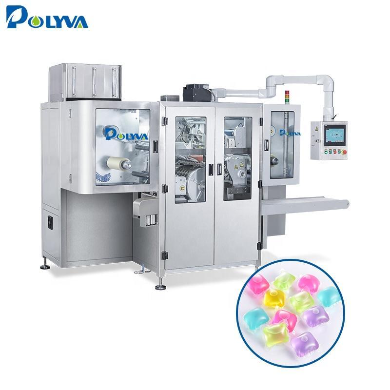 Polyva rolling dump China good quality product washing detergent liquid machine detergent pruoduction machine
