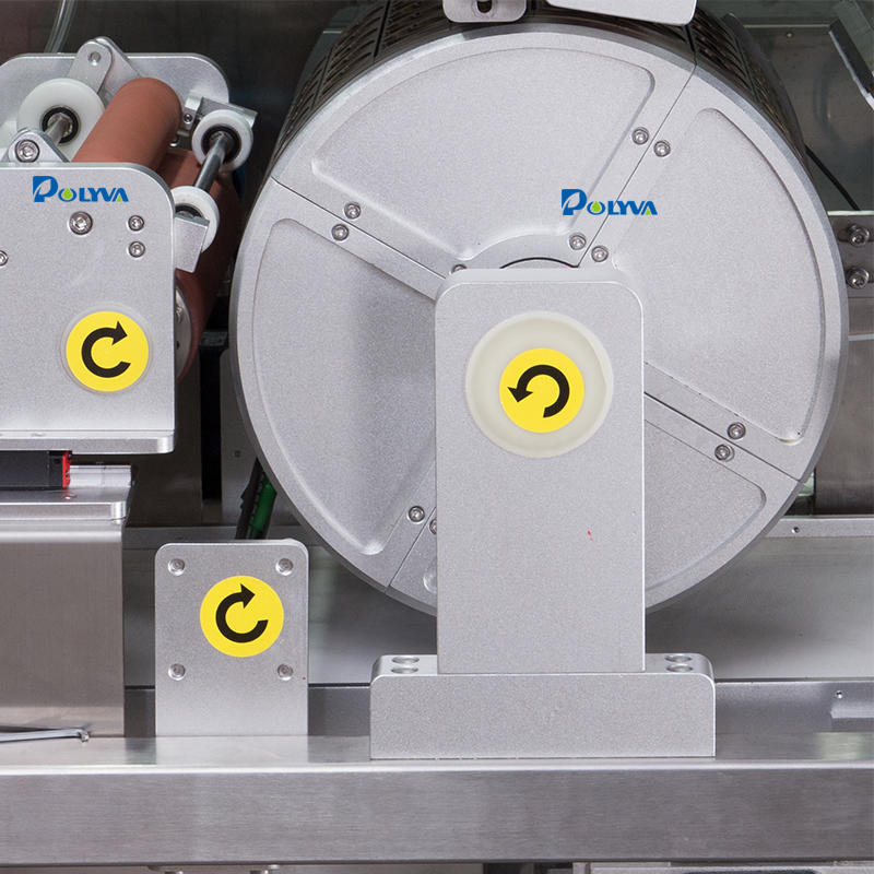 good price high capacity rotary drum type water soluble pva capsules laundry detergent pods packing machine dual chamber