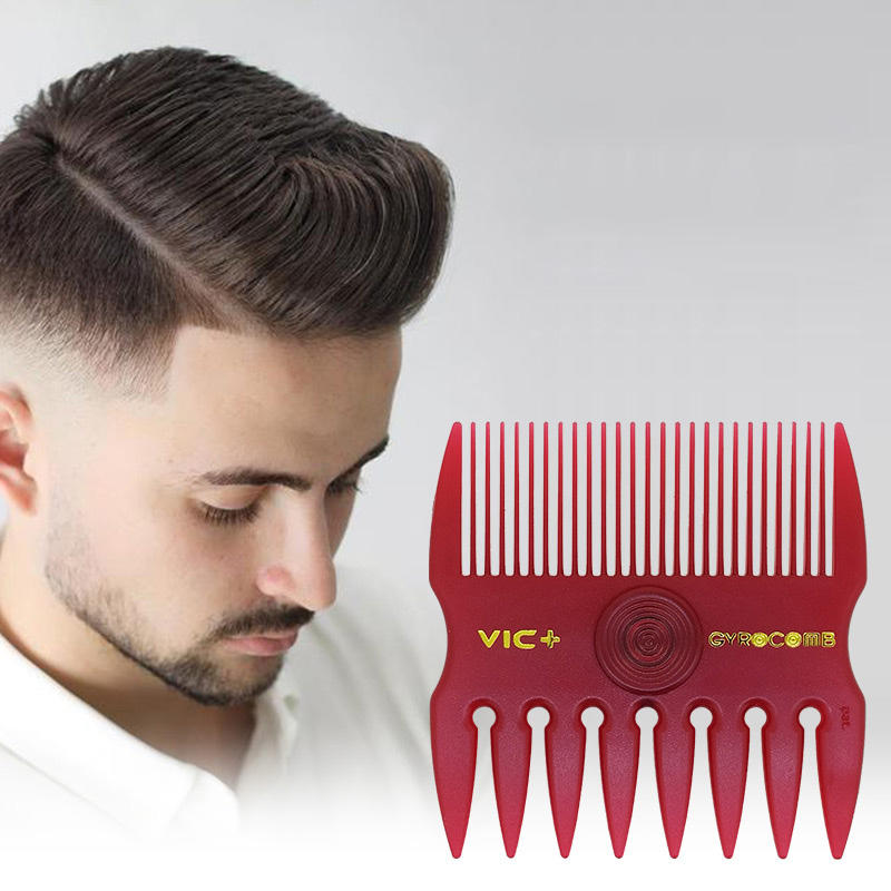Professional Gyro Comb Hair Comb Brush For Salon convenience for salon stylist