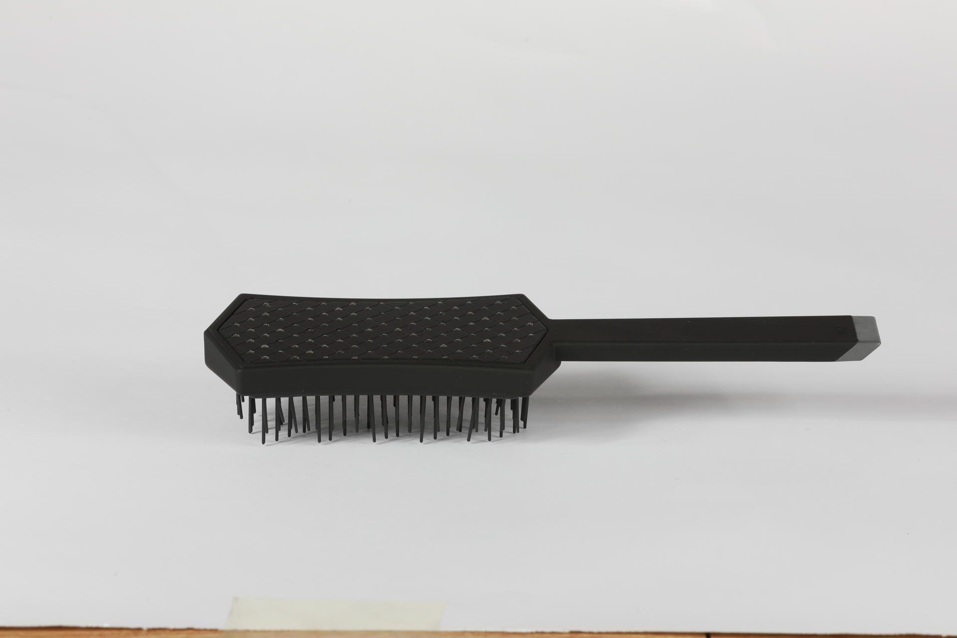 Hair Comb Massage Brush Wholesale Home Salon Travel Combs Silicone Handle Hair Brush