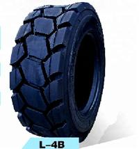 ARMOUR/LANDE brand top quality non direction skidsteer tires10-16.5 12-16.5 L-4B