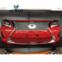 VLAND factory for Car bumper for Corolla bumper with grille for corolla Front bumper 2008 2011 2012 2013 wholesale price