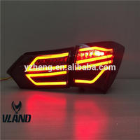 VLAND manufacturer for Car Taillight for Corolla LED Tail light for 2014 2015 2016 for Corolla Tail lamp is the wholesale price