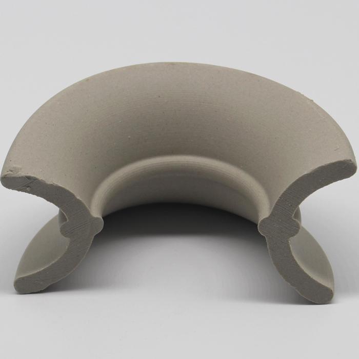 Xintao Alumina Ceramic Material Tower Packing Ceramic saddle ring intalox saddles