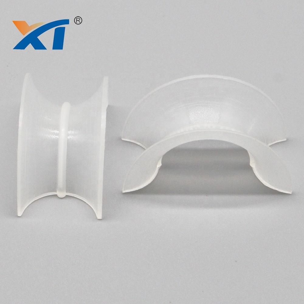 XINTAO polyethylene pe cpvc polypropylene pp plastic intalox super saddle