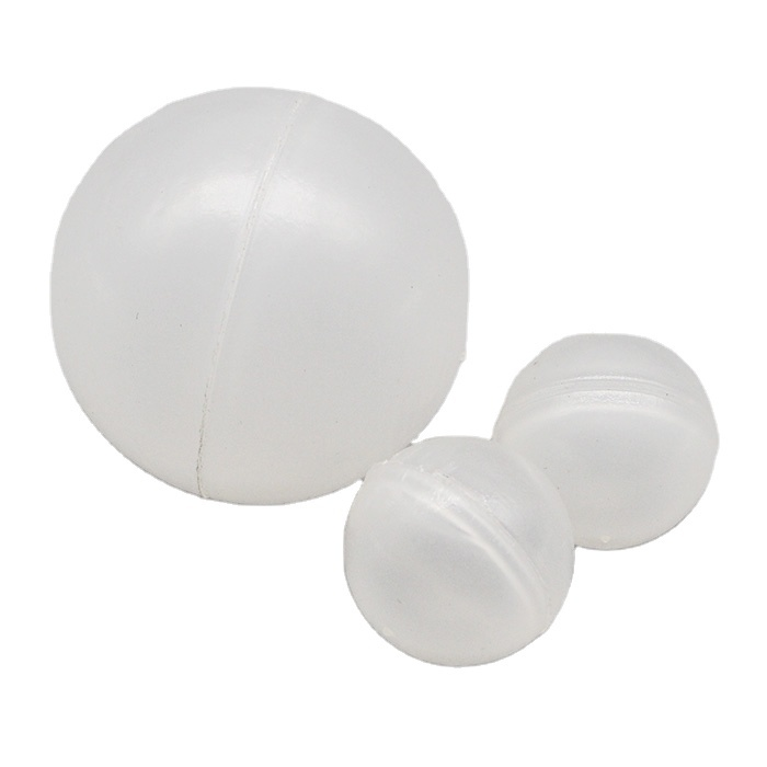 High QualityPolyhedral Plastic Hollow Ball for Water Cover Plastic Floatation Ball