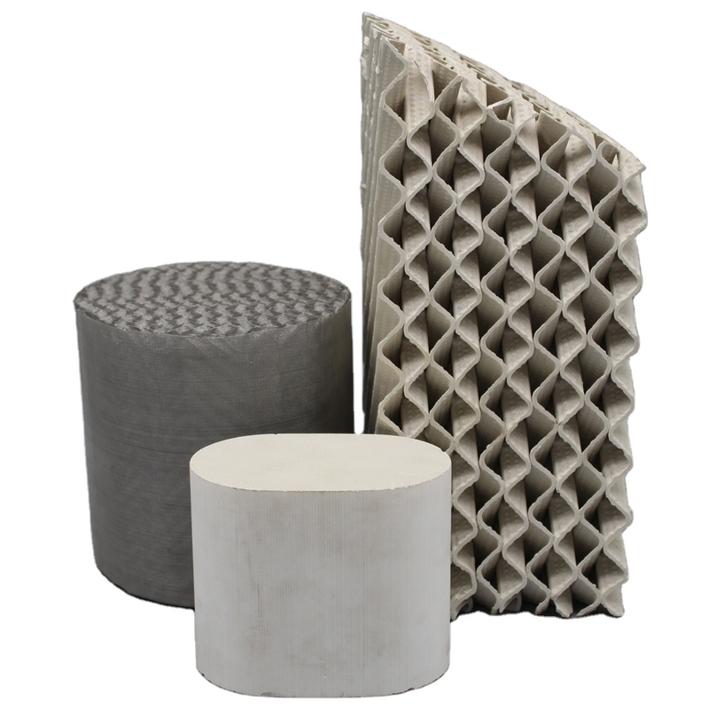 High Quality Light Ceramic Structured packing for cooling tower