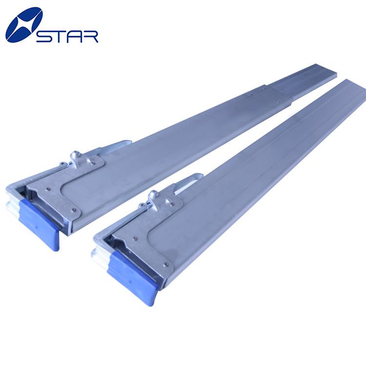 Flat Telescopic ratcheting Cargo Bar Mild Steel Truck Load Bar