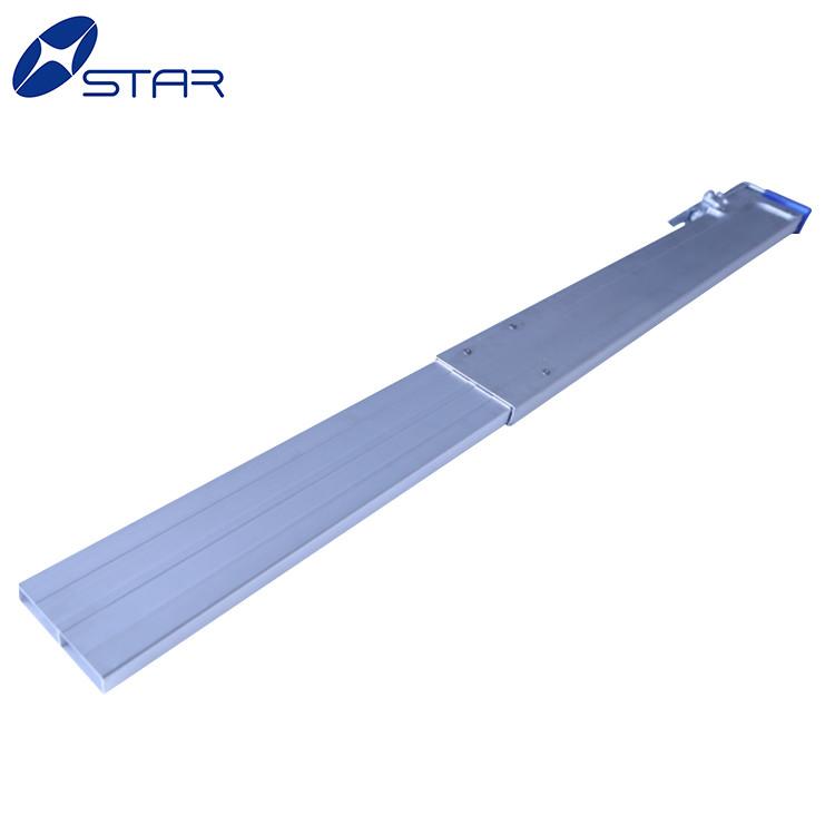 Cargo lock plank bar for trailer parts