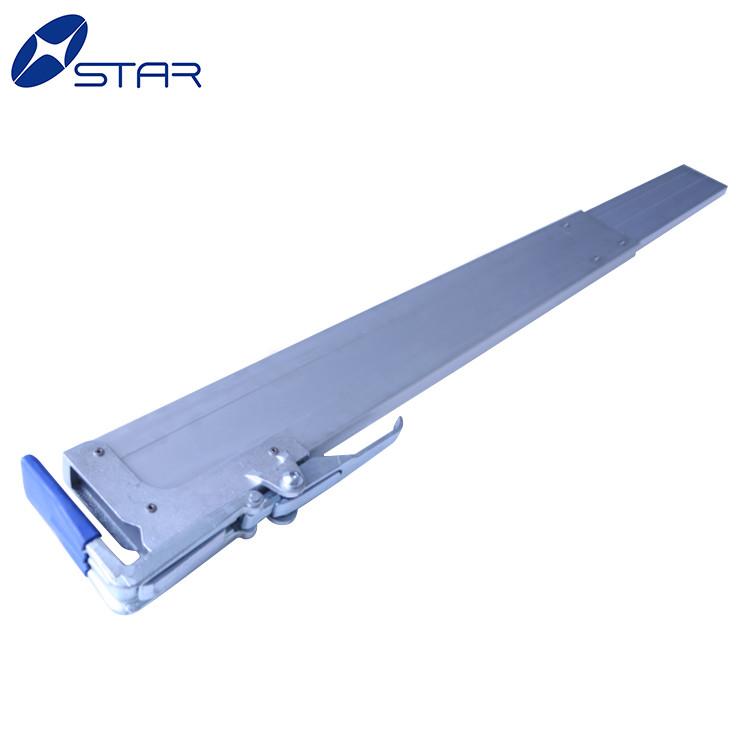 Van Body Adjustable Flat Steel Ratchet Load Lock Cargo Stabilizer Bar