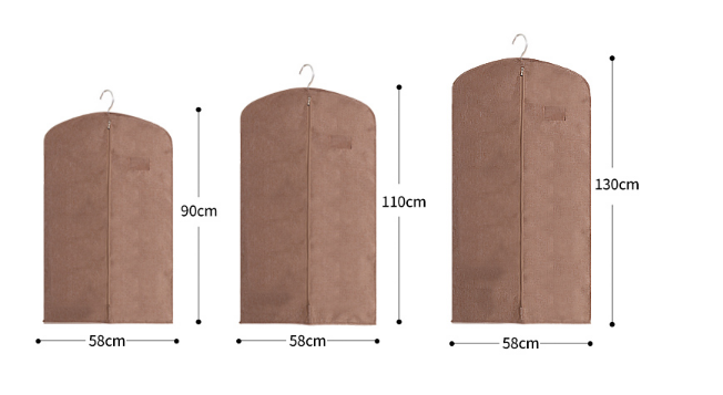 Dress Bag Gown Long Clothes Bags Protector Case Dustproof Cover Wedding Dresses Garment clothing Dust Cover