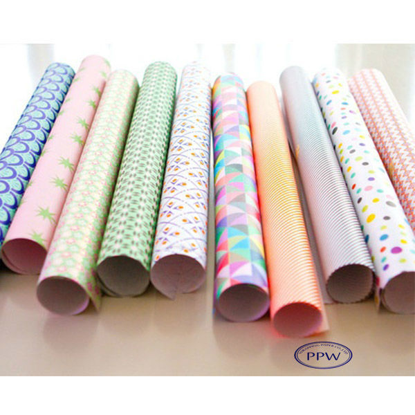 High Quality Paper Jumbo Roll Wrapping Paper Wholesale