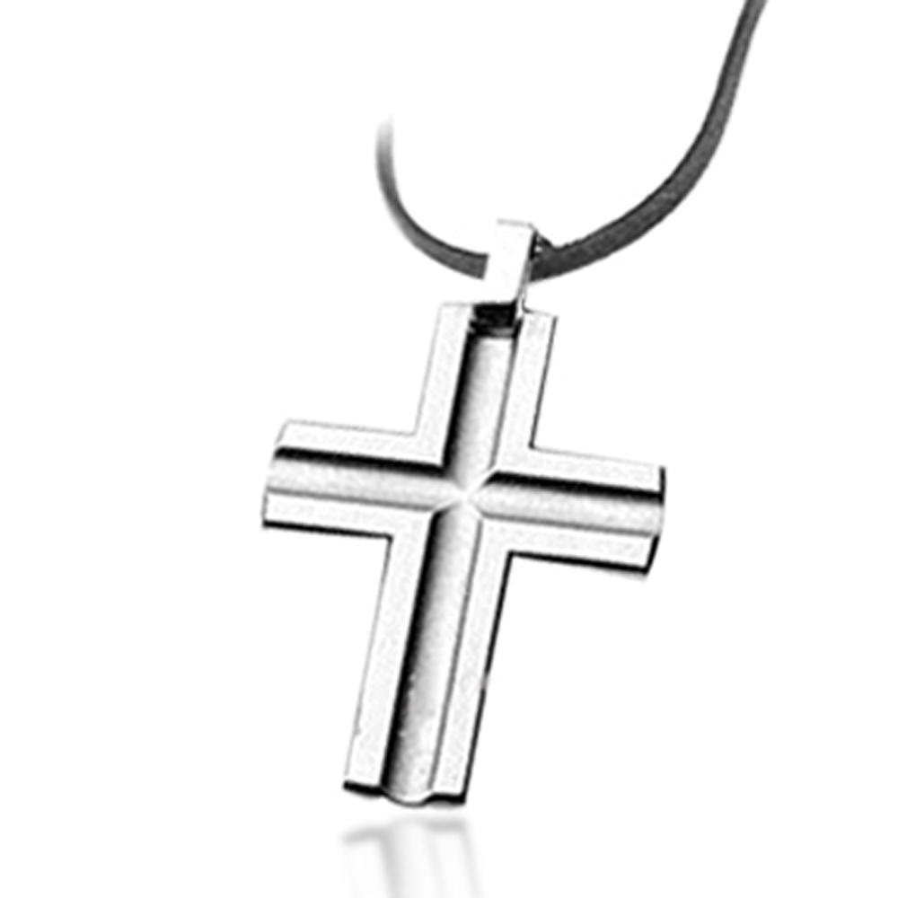 Stainless Steel 316L Religious Christian Jewelry Cross Pendant