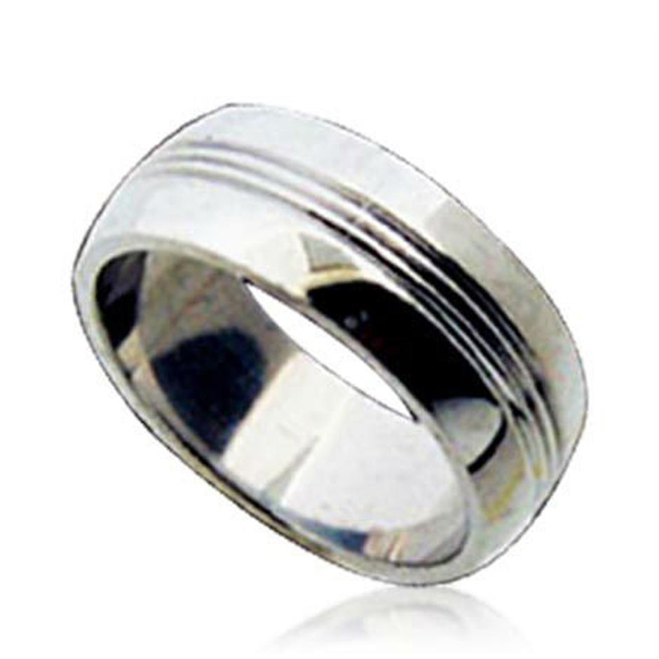 2019 high quality stainless steel custom fashion guitar rings