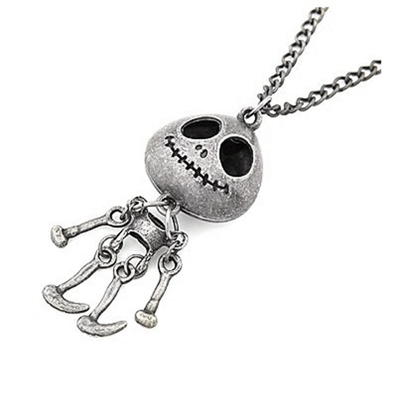 Fashion stainless steel jewellery wholesale skull pendant