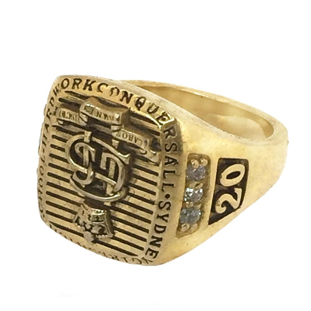 Customized Design Jewelry Stainless Steel Signet Ring