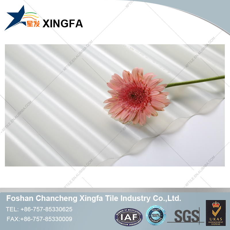 Building materials plastic sheet for roofing covering car park roofing