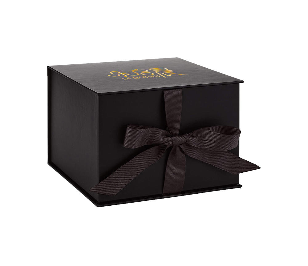 Gift Box Women, Gift Box With Silk Ribbon,Jewel Paper Case With Custom Logo