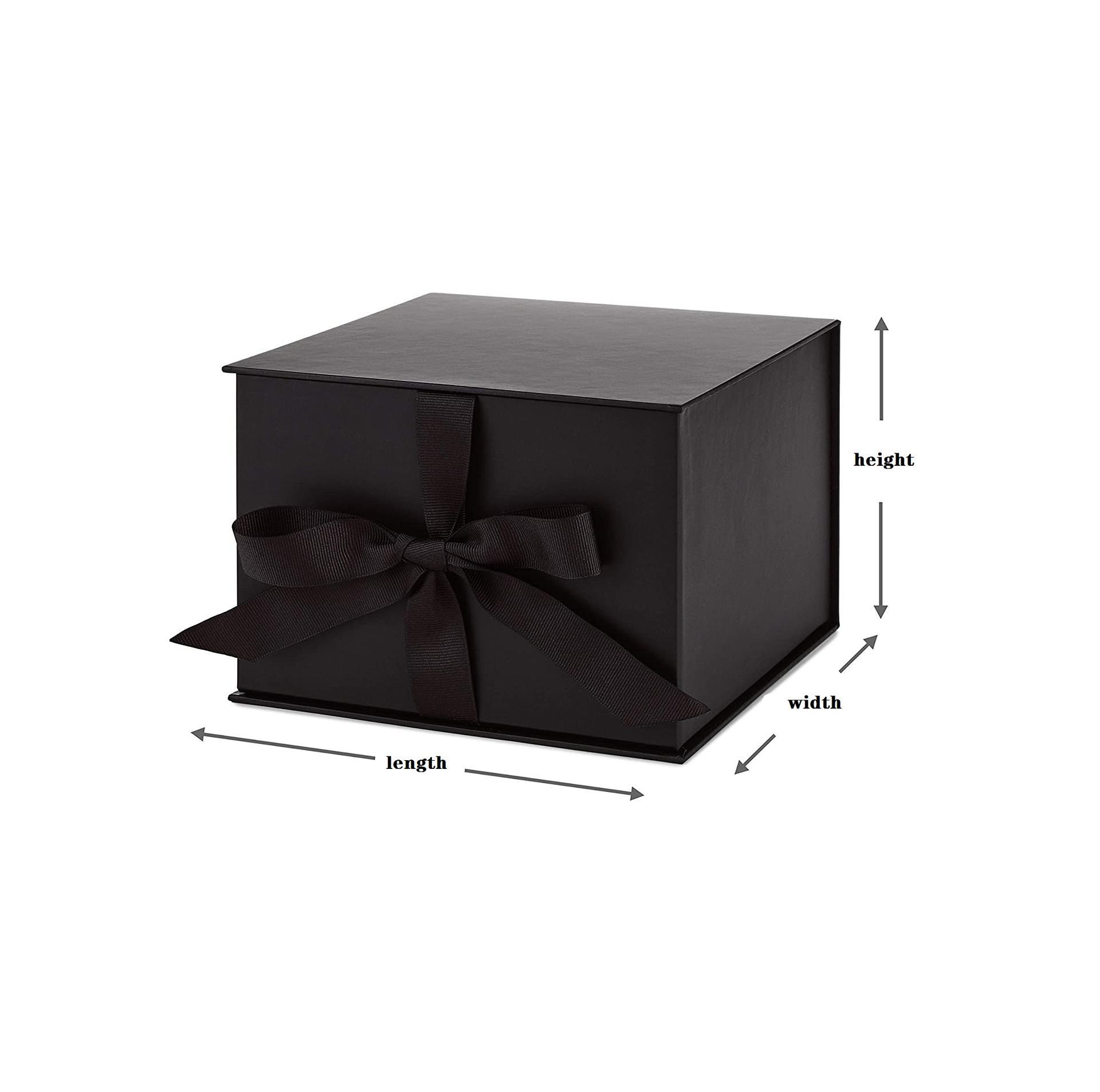 Gift Box Women, Gift Box With Silk Ribbon,Jewel Paper Case With Custom Logo
