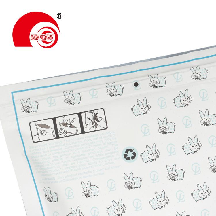 product-Eco-Friendly Food Packaging Plastic Child Proof Resistant Bags Zip Lock Packet Custom Storag-1