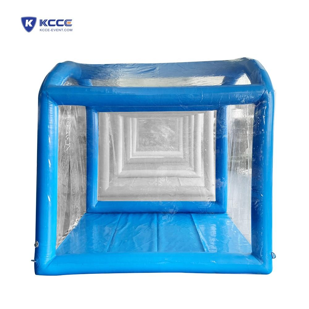Customized fast set up emergency inflatable disinfect tents,hospital disinfect tent//