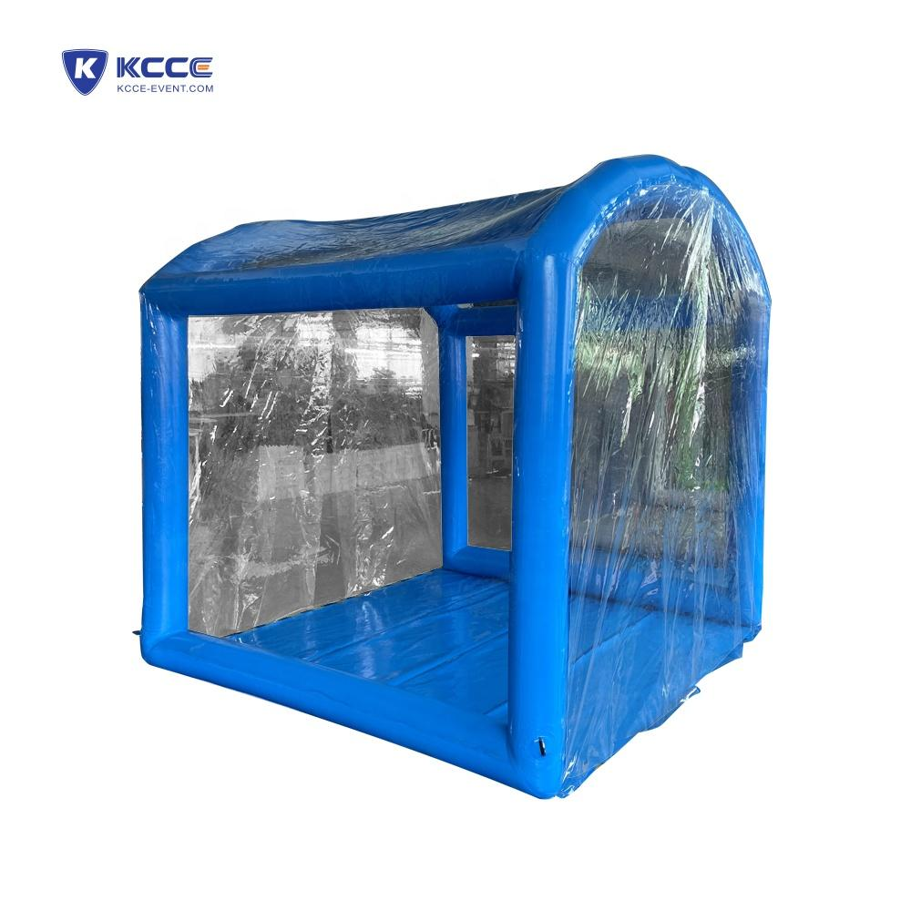 Inflatable disinfection channel/outdoor inflatable disinfection tent tunnel/disinfection tent