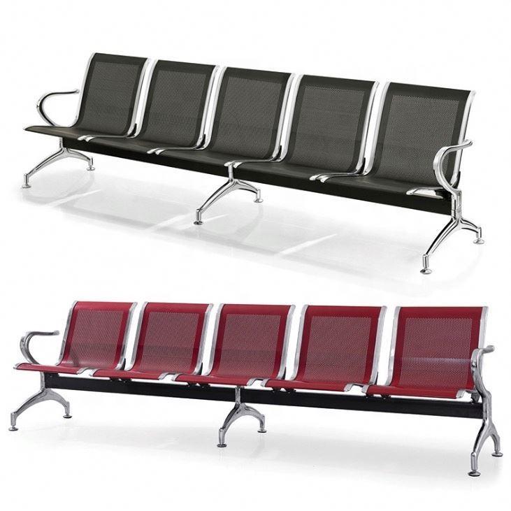 5 people hospital waiting chair