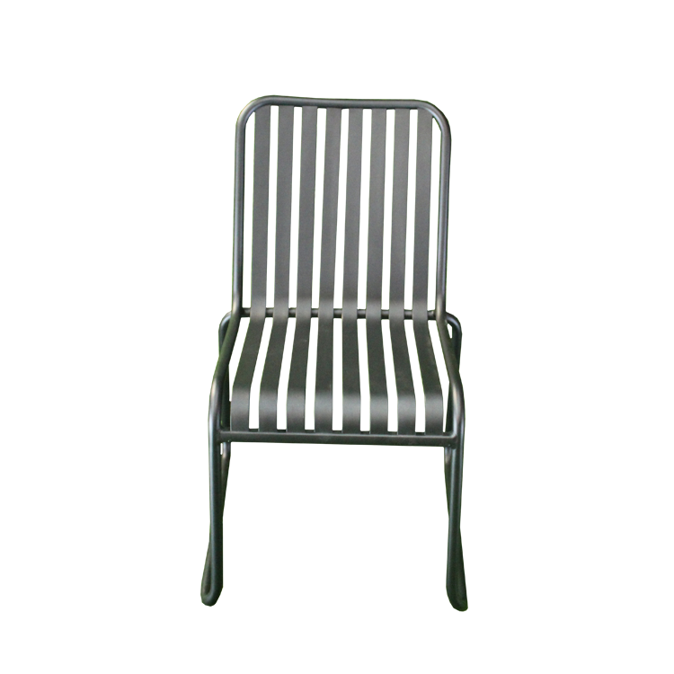 Hot selling aluminium outdoor chair made in china