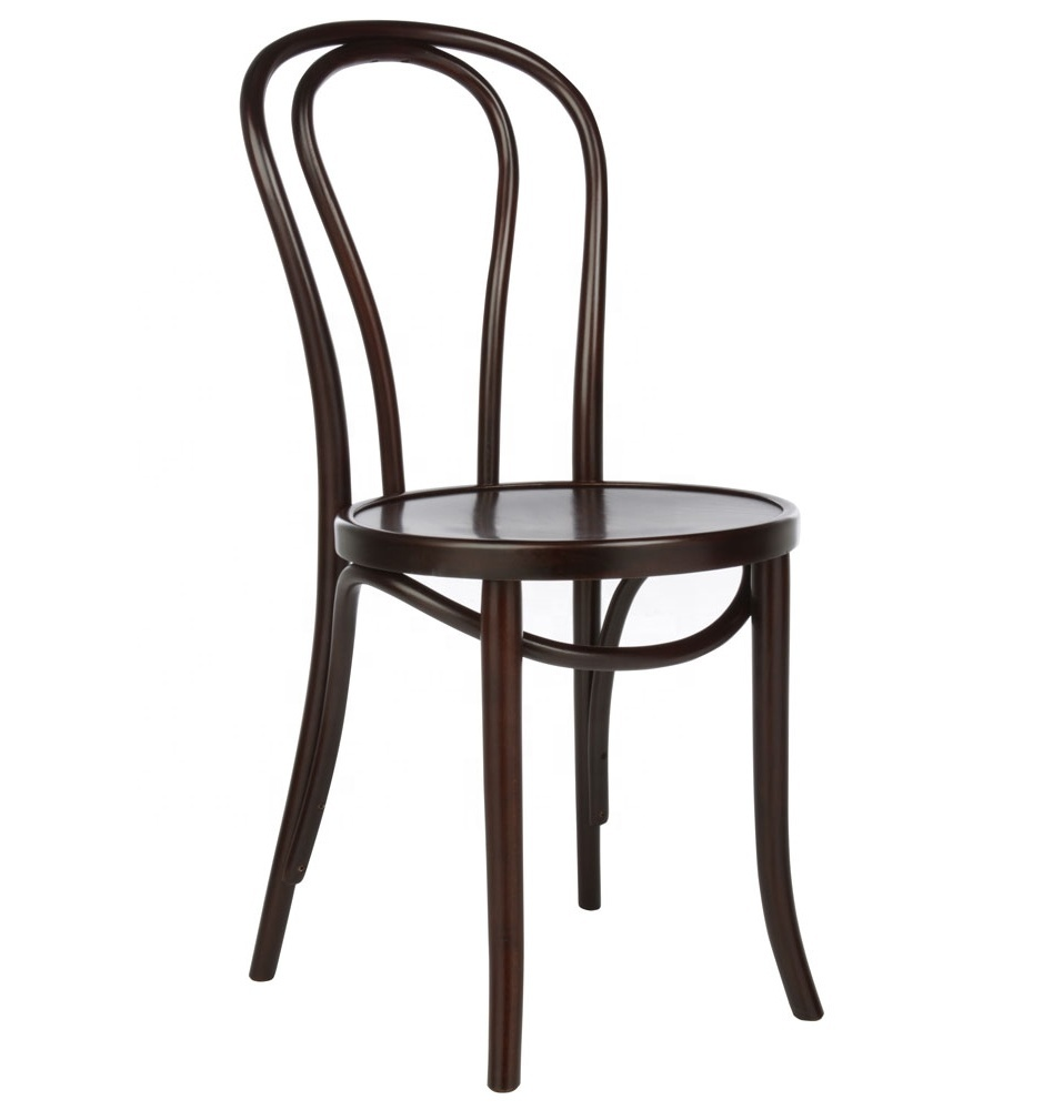 Living room furniture Antique stackable metal bentwood dining thonet chairs