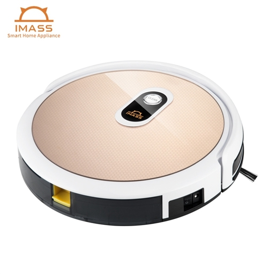 IMASS wholesale made in china robot vacuum cleaner ilife 350ml water tankcheap smart robot aspirador
