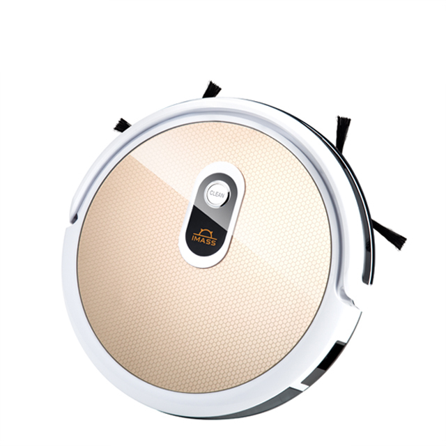 Small Auto Recharge Cleaner Robot Vacuum Cleaner Automatic Smart Vacuum Cleaner For Sale