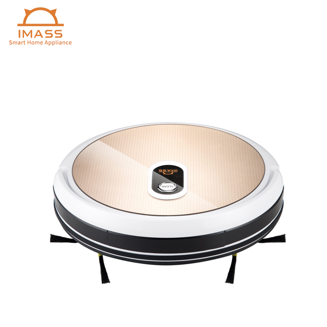 China Smart Automatic cheap price sweeping robot vacuum with self cleaning function and Tuya app robot vacuum