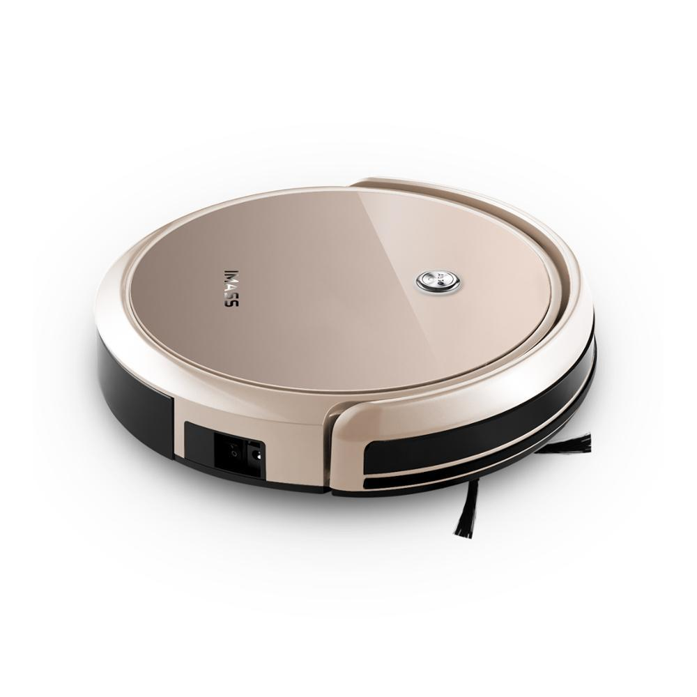 IMASS OEM Factory Customized Wet And Dry Mop Robot Vacuum Cleaner For CleaningAppliance