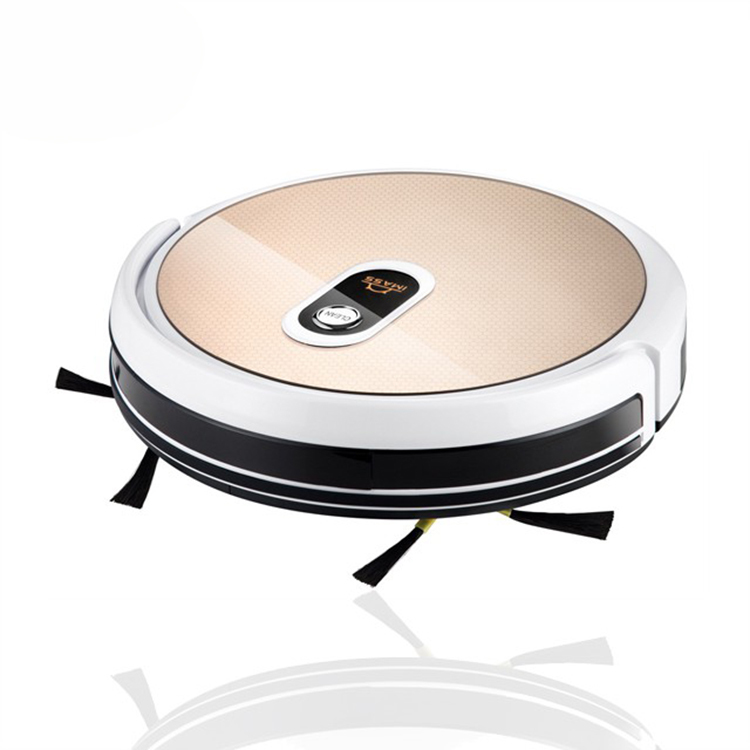 Latest China OEM Manufacturer Vacuum Cleaner Robot Smart APP Wet And Dry Robot Aspirador Sweeper