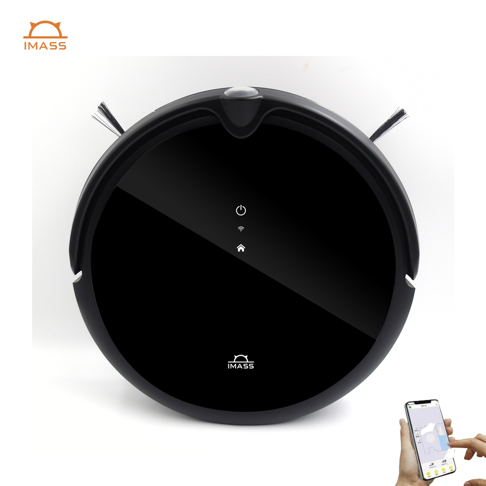 3 in 1 carpet vacuum cleaner robot dedinfection 1400 pa dust collect water vacuum cleaner robot