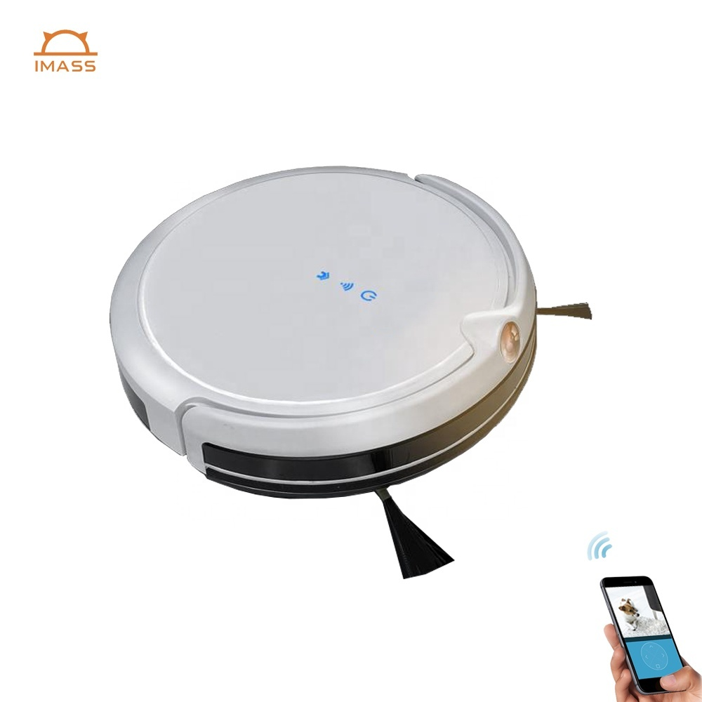 flexible electric mop intelligent home cleaning robot vacuum cleaner for pets with app washinghouse round robot vacuum cleaner