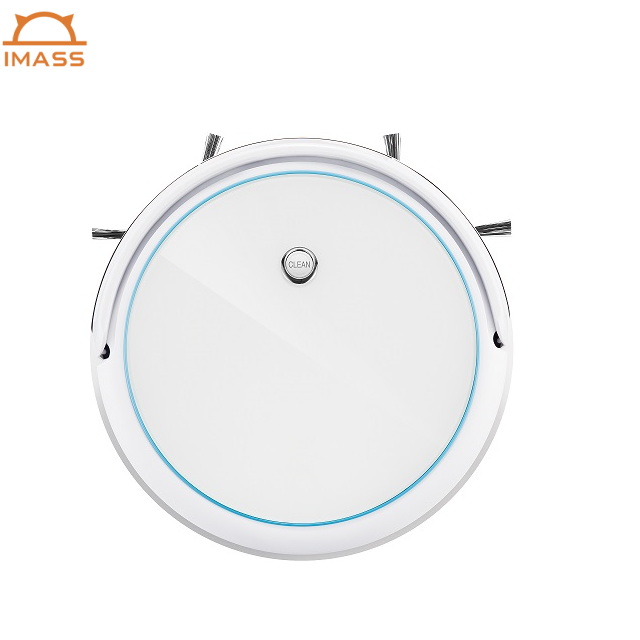 1400 pa Suction Dry and Wet Robot Vacuum Cleaner with either Mop or WIFI APP Alternative rechargeable vacuum cleaner