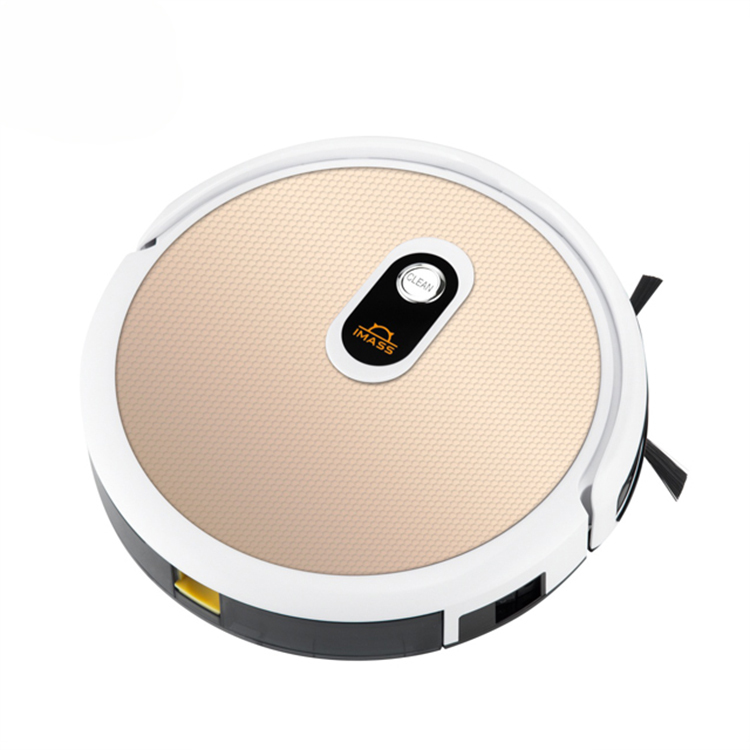 IMASS factory customized Mobile TUYA APPcleaning appliances control smart vacuum robotvacuum cleaner robot