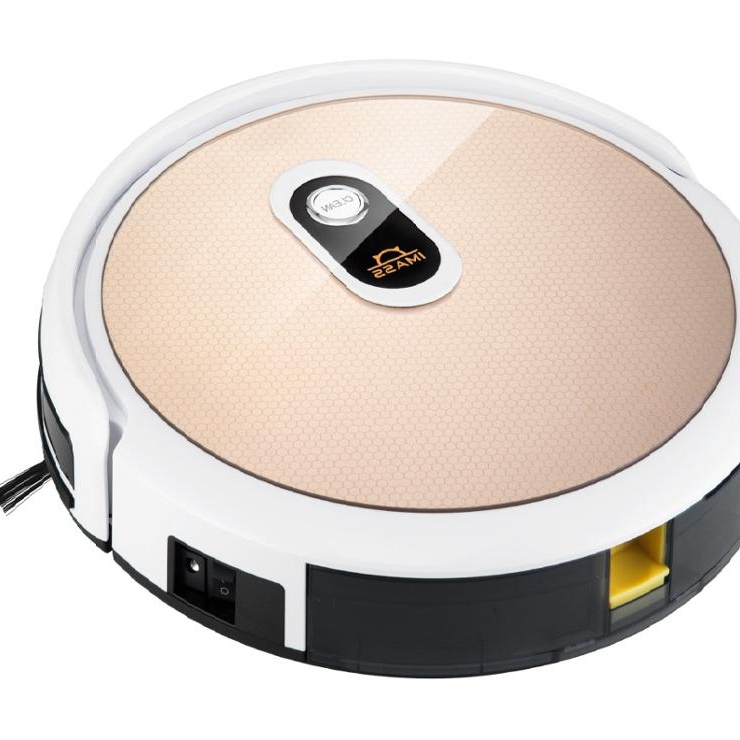 Intelligent automatic wifi robot vacuum cleaner wet and Dry smart home appliance