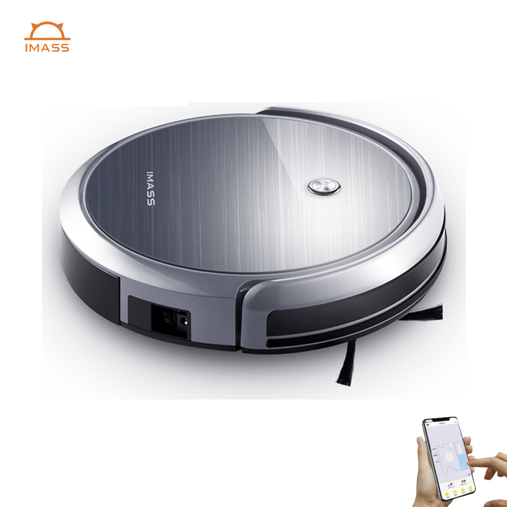 Best sell Aspirador automatic cleaning robot mop house use robotic robot cleaner smart APP Robot Vacuum Cleaner