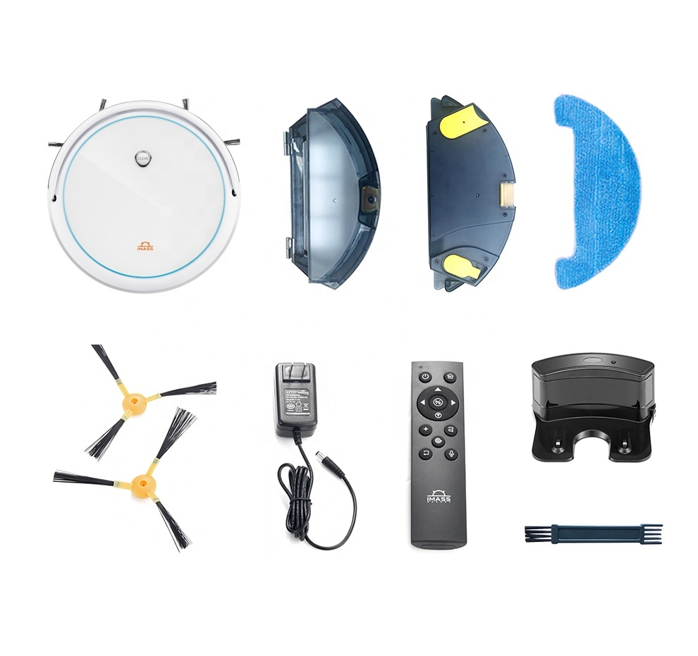 best seller smart cleaning robot vacuum cleaner Self Cleaning Robot Vacuumautomatic cleaning robotlaser naviagtion