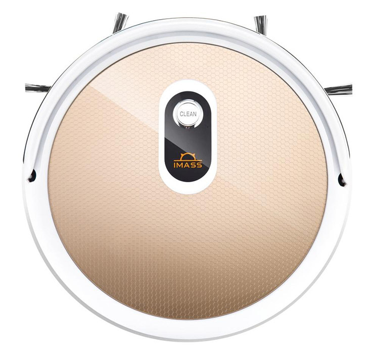 IMASS Customized High Quality Smart Vacuum Cleaner Home Control Aspiradora Robot Vaccum