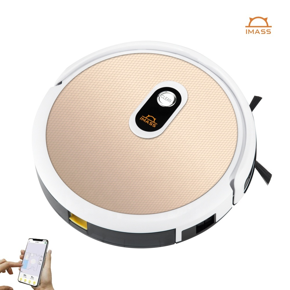 oem robot vacuum cleaner supurge aspirador wet dry Robot Vacuum Cleaner pet hair automatic cleaning robot