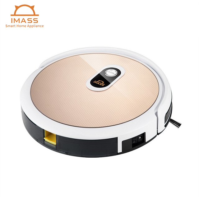 IMASS Factory Wifi App Smart Phone Gyro Walking Cleaning Appliances Cordless Robotic Vaccum Cleaner vacuum cleaner robot