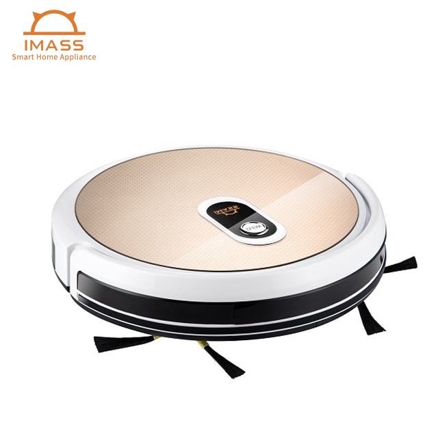 robot vacuum cleaner camera Low Working Noise Smart Dry And Wet Automatic intelligent Robot Vacuum Cleaner With Water Tank